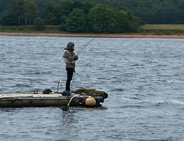 Foremark fishing